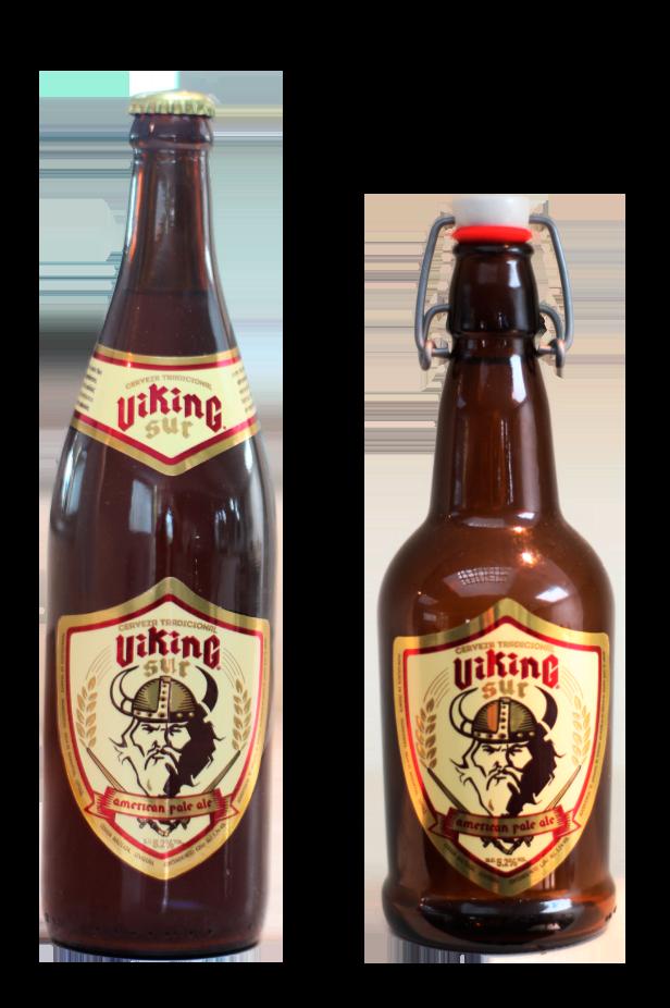 La cerveza de Viking Sur